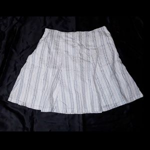 Striped Skirt by New York & Company. Size 18.